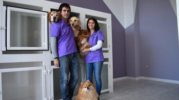 Servicios Veterinarios Urbión, una nueva clínica veterinaria ha llegado a Soria.