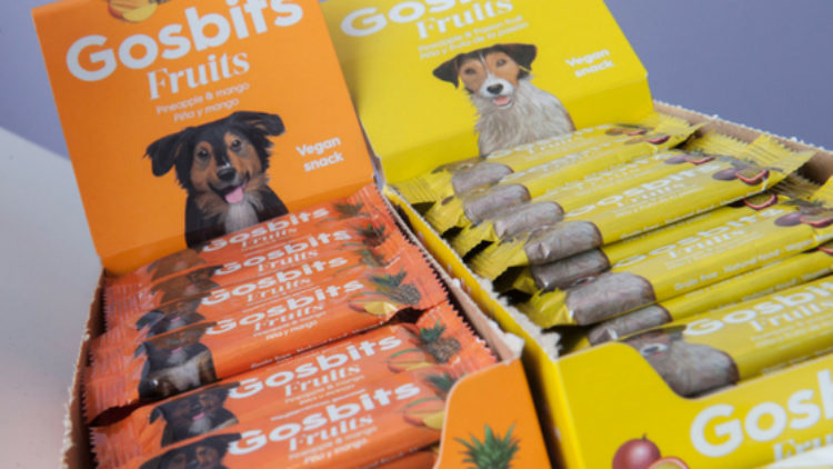 Gosbits Fruits un snack solidario y de calidad