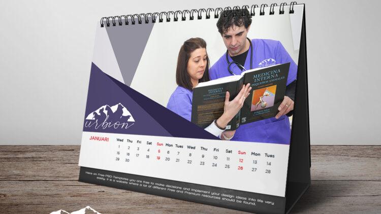 Entra en el sorteo para ser el protagonista del calendario de Veterinarios Urbión 2019